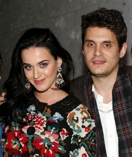 Katy Perry and John Mayer  at