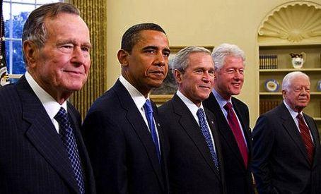 George Bush George H.W. Bush