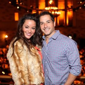 Bobby Deen  and Katy Mixon