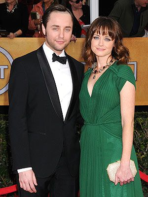 Alexis Bledel & Vincent Kartheiser Are Engaged