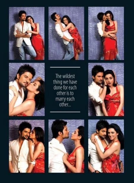 Raqesh Vashisth, Ridhi Dogra - Gr8! TV Magazine Pictorial [India] (February 2012)