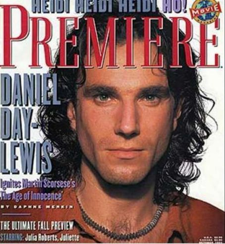Daniel Day-Lewis - Premiere Magazine [United States] (October 1993)