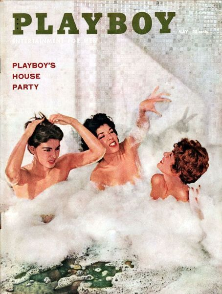 Playboy Magazine [United States] (May 1959)