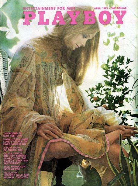 Rosie Holotik - Playboy Magazine [United States] (April 1972)