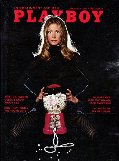 Playboy Magazine [United States] (November 1972)
