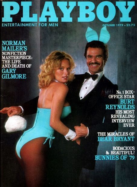Burt Reynolds - Playboy Magazine [United States] (October 1979)
