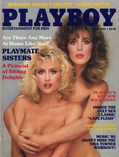 Playboy Magazine [United States] (April 1985)