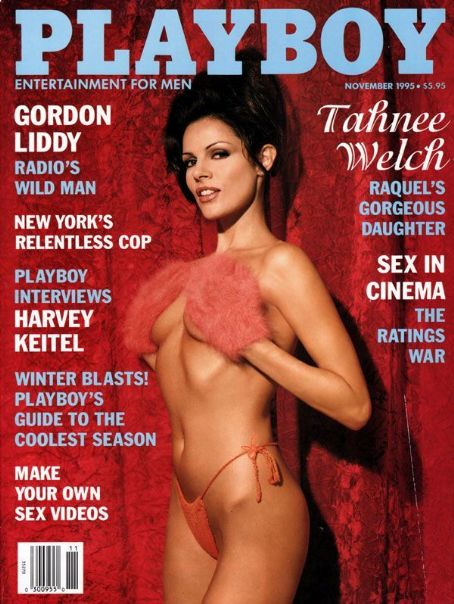 Tahnee Welch - Playboy Magazine [United States] (November 1995)