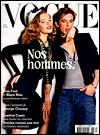 Natalia Vodianova - Vogue Magazine [France] (April 2003)