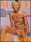 Maggie Rizer - Vogue Magazine [Germany] (January 2000)