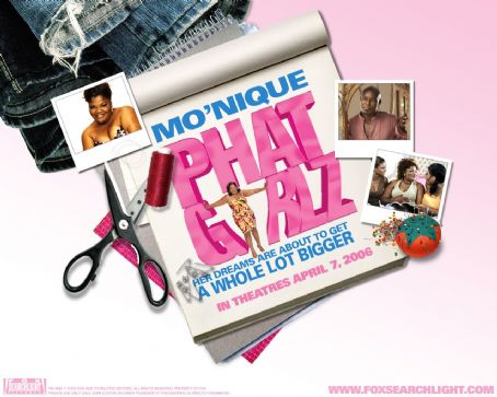 Mo'Nique - Phat Girlz Wallpaper - 2006