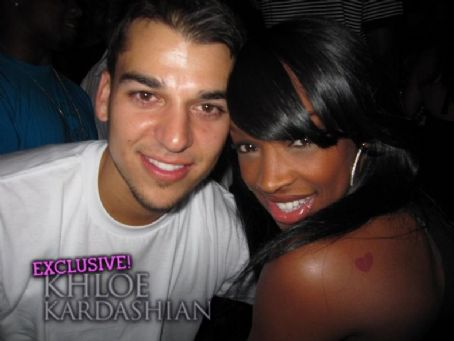 Robert Kardashian Jr. and Malika Haqq
