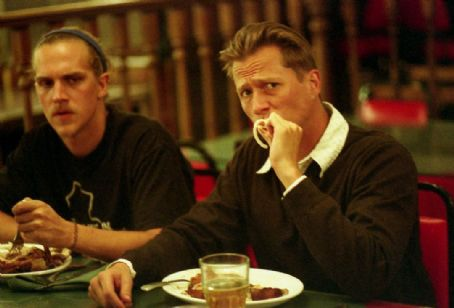 Jason Mewes ('Quebert,' left) and Corin Nemec ('Tom,' right) star in Lionsgate Home Entertainment's High Hopes.