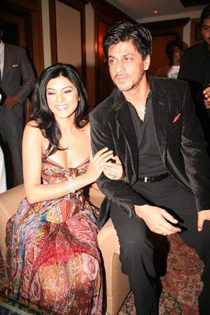 Sushmita Sen SRK N Sush