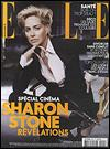Sharon Stone - Elle Magazine [France] (19 May 2008)