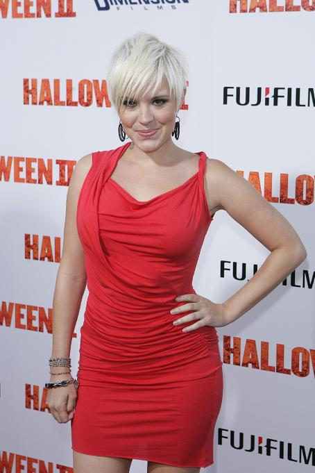 Brea Grant - Los Angeles Premiere Of 'Halloween II' At The Grauman's Chinese Theatre On August 24, 2009 In Hollywood, California