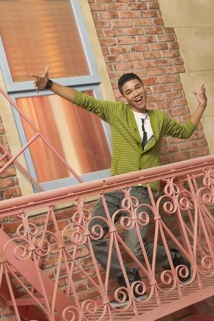 Roshon Fegan Shake It Up! (2010)
