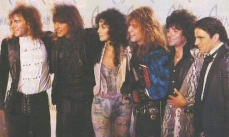 Alec John Such Bon Jovi & Cher