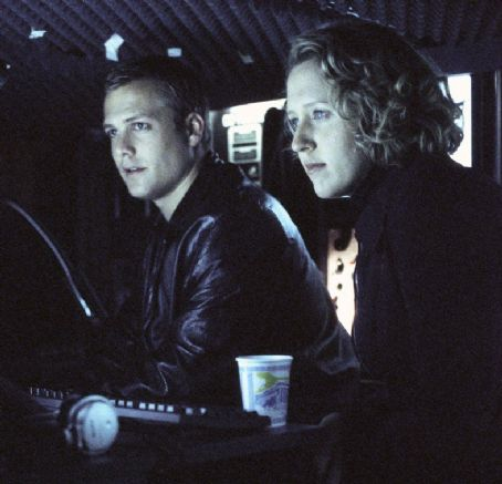 Brooke Smith Gabriel Macht and  in Touchstone's Bad Company - 2002