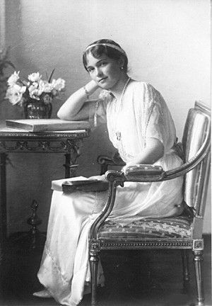 Grand Duchess Olga Nikolaevna of Russia