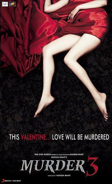 Aditi Rao Hydari New Murder 3 Posters 2013
