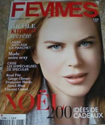 Nicole Kidman - OTHER Magazine [Italy] (December 2008)