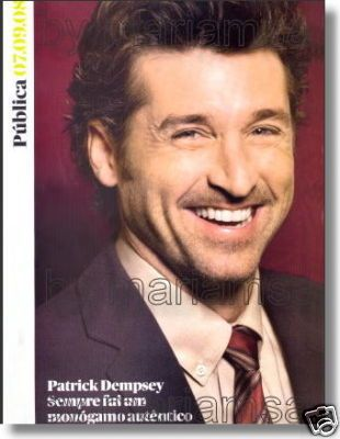 Patrick Dempsey - OTHER Magazine [Portugal] (7 September 2008)