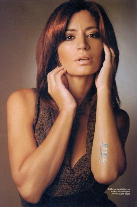 Carla Conte  - Luz Magazine March 25 2007