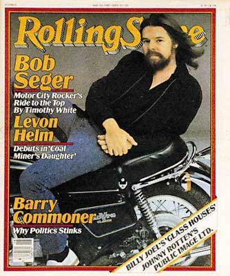 Bob Seger - Rolling Stone Magazine [United States] (1 May 1980)