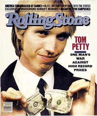 Tom Petty - Rolling Stone Magazine [United States] (23 July 1981)