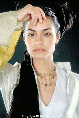 A Knight's Tale Shannyn Sossamon plays beautiful maiden Jocelyn in the Columbia Pictures presentation, A Knight's Tale - 2001