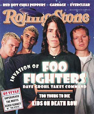 Rolling Stone Magazine [United States] (5 October 1995)