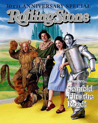 Jason Alexander - Rolling Stone Magazine [United States] (28 May 1998)