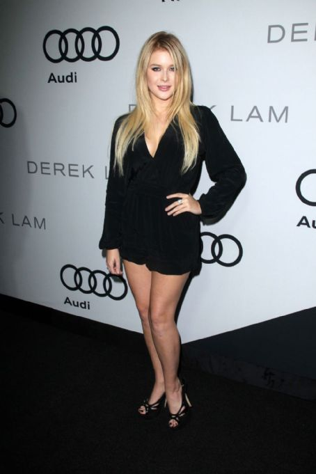 Renee Olstead at Audi And Derek Lam Kick Off Emmy Week 2012 party