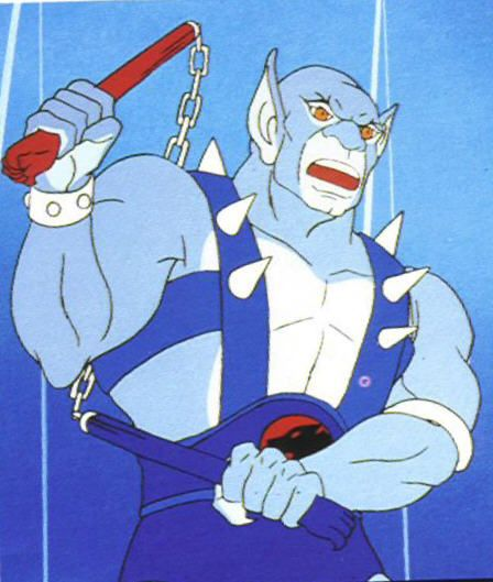 Earle Hyman Thundercats stills (1985)