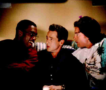 Love Stinks Bill Bellamy, French Stewart and Jason Bateman in