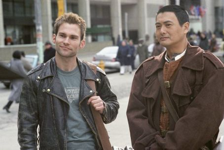 Yun-Fat Chow - Seann William Scott and Chow Yun Fat star as Kar and the Monk With No Name