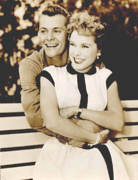 Carleton Carpenter  With Janet Leigh In Fearless Fagan