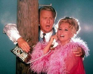 Eddie Albert and Eva Gabor Green Acres