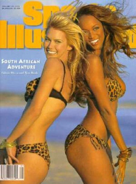 Tyra Banks - Sports Illustrated Magazine [United States] (29 January 1996)