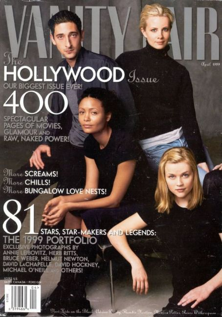 Monica Potter - Vanity Fair Magazine [United States] (April 1999)