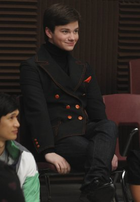 Chris Colfer Glee (2009)