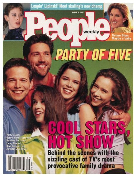 Jennifer Love Hewitt - People Magazine [United States] (3 March 1997)