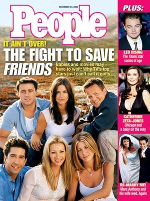 Matt LeBlanc - People Magazine [United States] (23 December 2002)