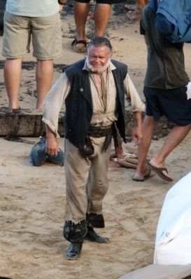 Kevin McNally Pirates of the Caribbean: On Stranger Tides