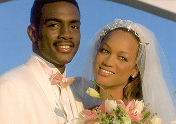 Love Stinks Bill Bellamy and Tyra Banks in