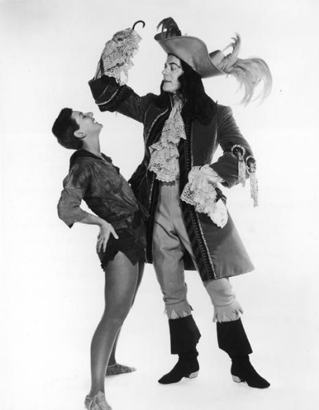 Peter Pan Mary Martin,Cyril Ritchard,