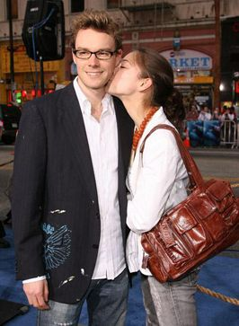 Kristin Kreuk and Mark Hildreth