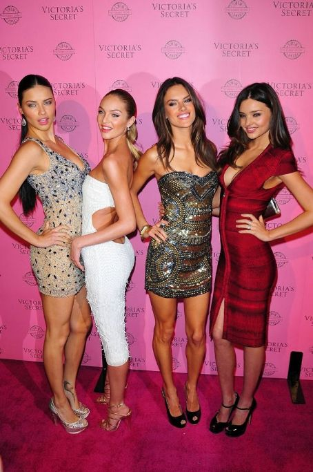 News - 2011 Victoria's Secret Swim Collection Party
