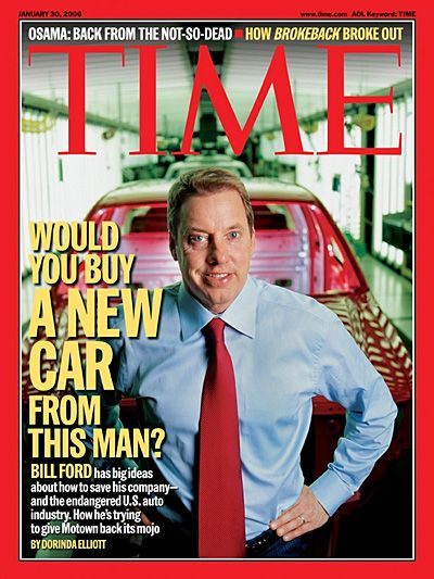 Time Magazine [United States] (23 January 2006)
